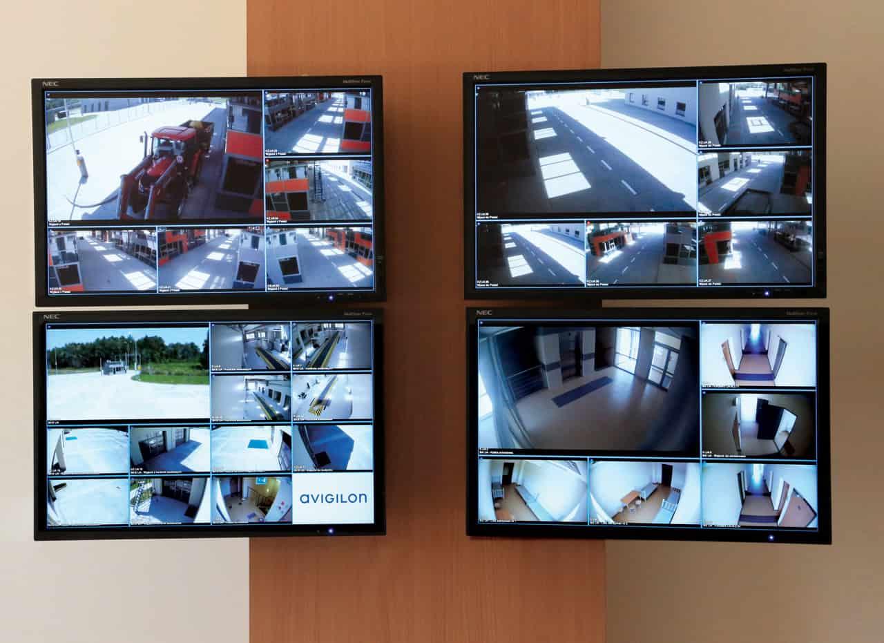 Budomierz / Monitoring - Drogowe Przejście Graniczne