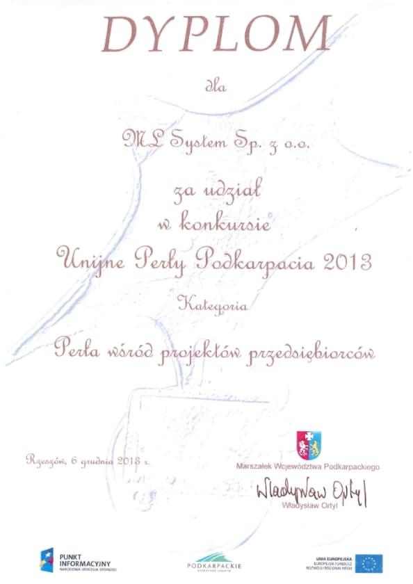 dyplom_unijne_perly_podkarpacia_2013