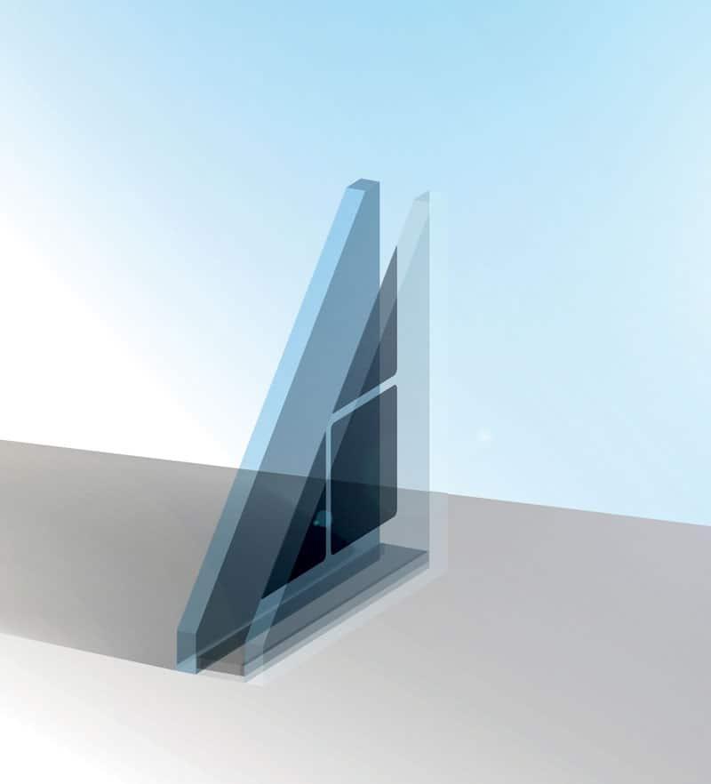 1-chamber PV IGU