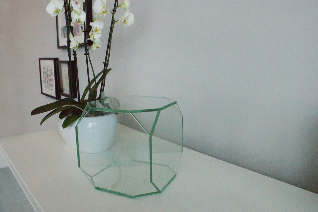 Ceramiczna kostka ozdobna