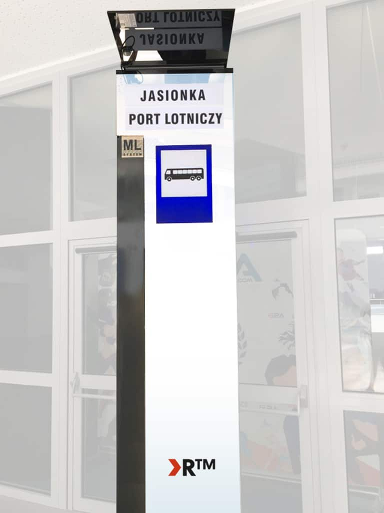 Smart Pylon / Jasionka
