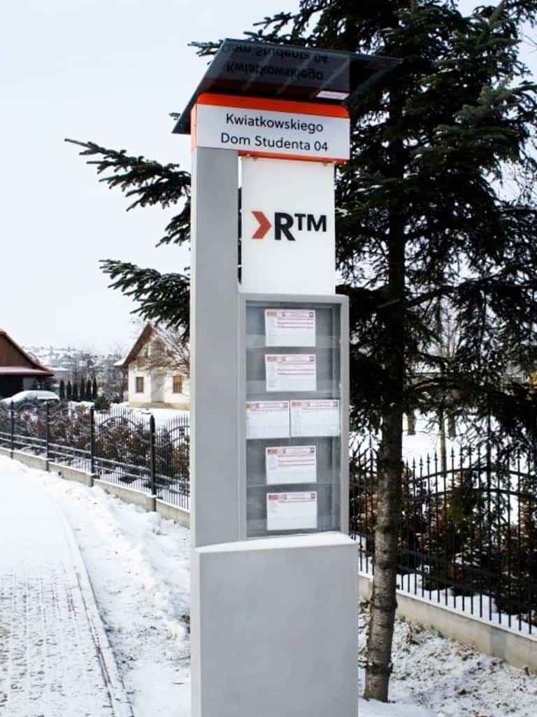 Smart Pylon / Rzeszów