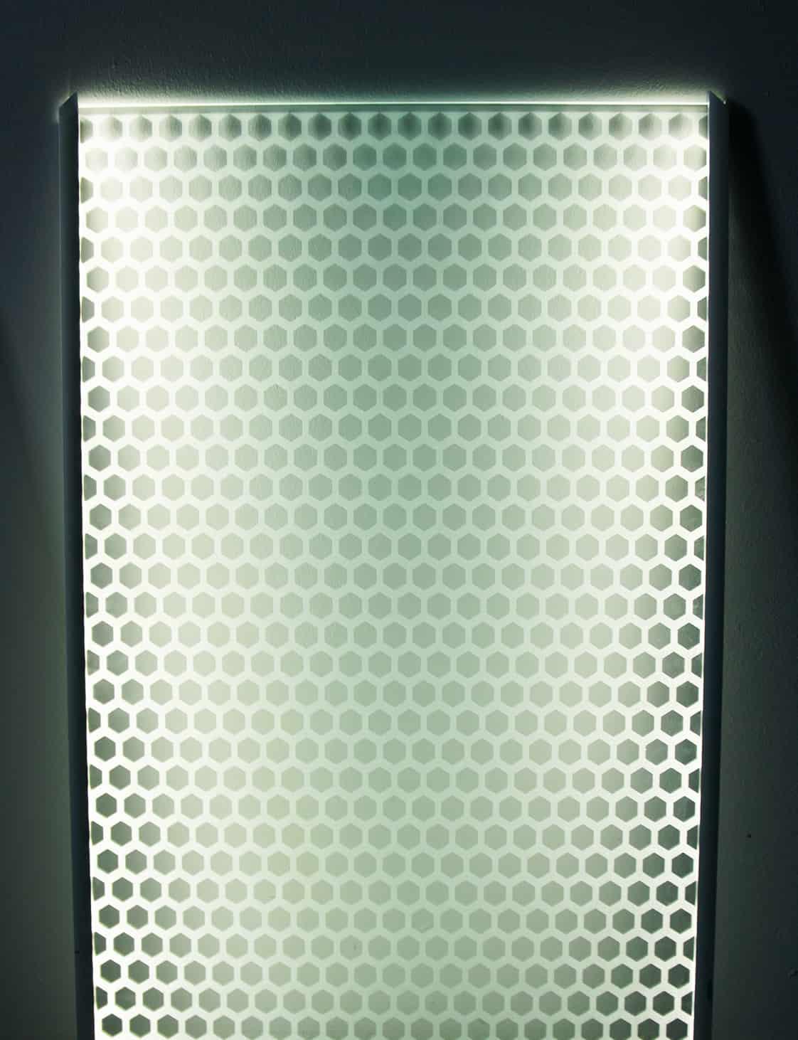 Szyba Luminescencyjna / Wzór 4
