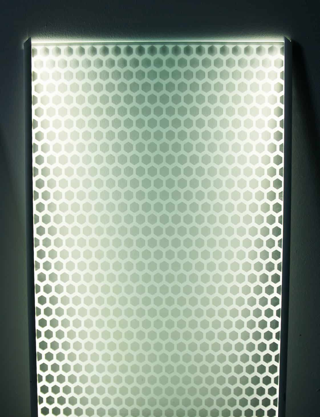 Luminescent glass