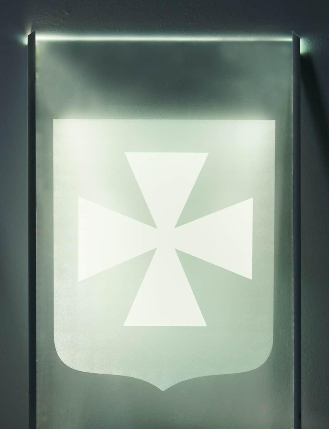 Szyba Luminescencyjna / Wzór 2