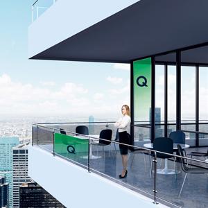 qGlass dla budownictwa